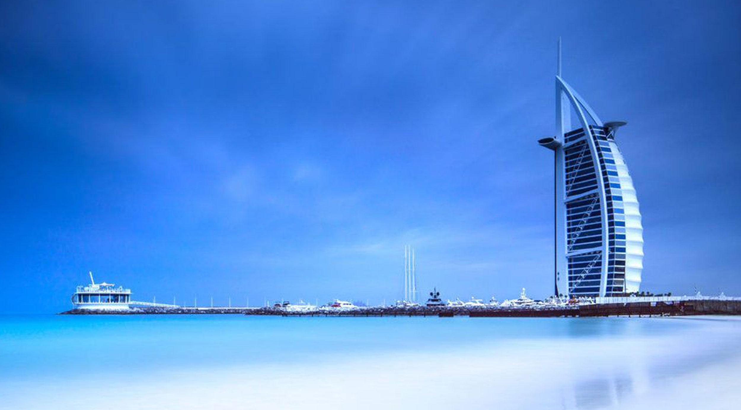 Projekt Webdesign München - Travel Service Dubai