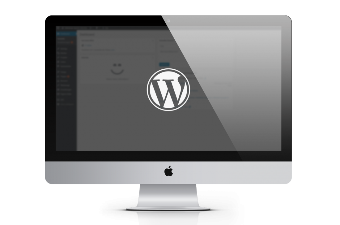 Websites mit WordPress