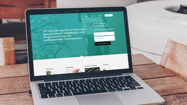 Preise Für Webdesign Wdm Webdesign München